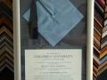 рамка-'кутия' за диплома