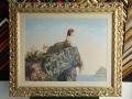 гоблен в барокова рамка и паспарту