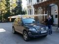 Луксозна барокова рамка 330/360см. пристига в двореца Врана.