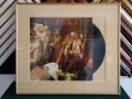 Плоча на ABBA в рамка
