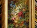 гоблен в барокова рамка
