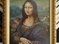 гоблен в барокова рамка - Мона Лиза