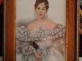 гоблен в барокова рамка-Принцеса