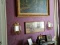 Луксозна барокова рамка в двореца Врана на пейзаж
